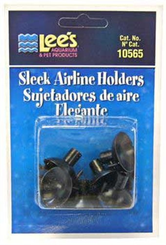Pet Airline Products Lees (Lee's Pet Products ALE10565 Airline Holders for Aquarium Pumps, 6-Blister)