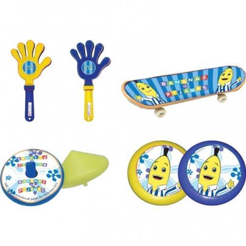 Bananas in Pyjamas - Gadget per party, confezione da 24 pezzi Party Bags 2 Go