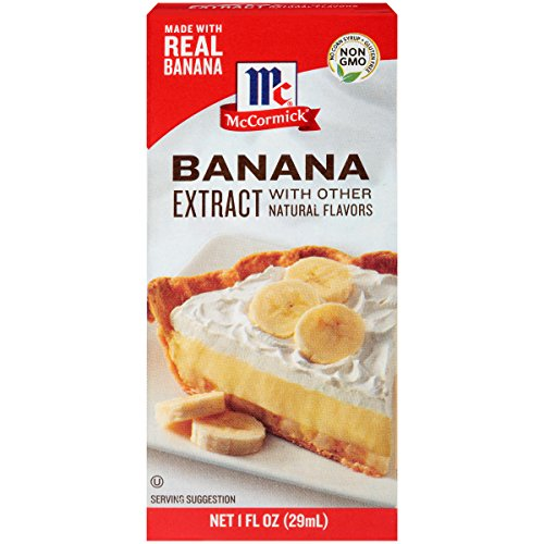 McCormick Banana Extract With Other Natural Flavors, 1 fl oz ()
