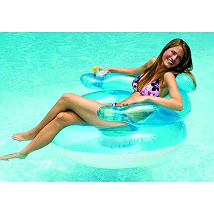 Super Swimline Bubble Chair Inflatable Pool Lounge Ocoug Best Dining Table And Chair Ideas Images Ocougorg
