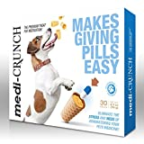 Cheap Medi-Crunch, Treat Pouches for a Pill, for Use with Dogs (1 Month Supply)