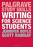 img - for Writing for Science Students (Palgrave Study Skills) book / textbook / text book