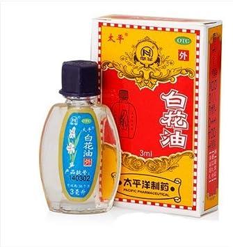 Amazon white flower analgesic oil 20packs5ml by pacific white flower analgesic oil 20packs5ml by pacific mightylinksfo