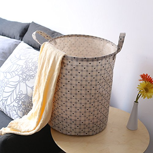 Galleon 19 5 extra large laundry bin with waterproof for Hampers for kids rooms
