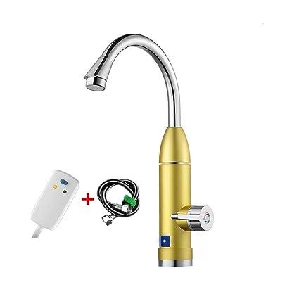 Grifo De Agua Caliente Instantáneo De La Cocina - Faucet Kitchen Fast Heating Eléctrico Caliente &