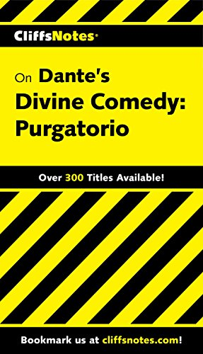 CliffsNotes on Dante's Divine Comedy-Il Purgatorio