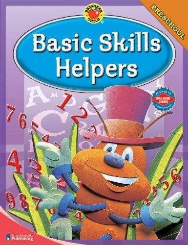 Brighter Child Basic Skills Helpers, Preschool (Brighter Child (Basic Skills Helpers)