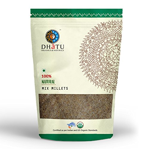 Mix Millets Pure Indian taste cuisine Indian food - Quick cook, good for health500g
