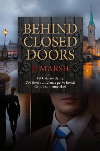 Behind Closed Doors: A European Crime Mystery (The Beatrice Stubbs Series Book - Doors Closed Behind