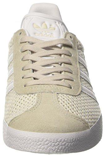 huge discount 9bf11 118c1 talc Sneaker Adidas footwear talc White Beige Gazelle Donna