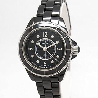 on sale 3059f e0a71 Amazon   [シャネル]CHANEL 腕時計 J12 29mm H2569 レディース ...