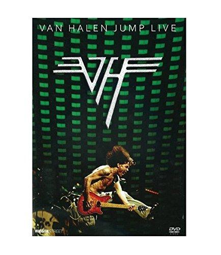 Amazon Com Van Halen Jump Live Van Halen Sammy Hagar Van Halen Cine Y Tv