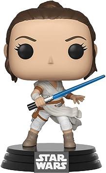 Oferta amazon: Funko- Pop Star Wars The Rise of Skywalker-Rey Disney Figura Coccionab, Multicolor, Talla Única (39882)