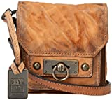 FRYE Cameron Mini Cross Body,Camel,One Size, Bags Central