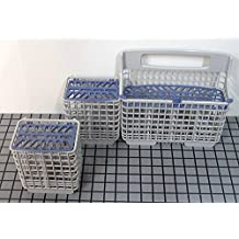 Kenmore Whirlpool Dishwasher Silverware Basket 8562080 W10807920 PS1156219 AP3885191 by Whirlpool Kenmore FSP