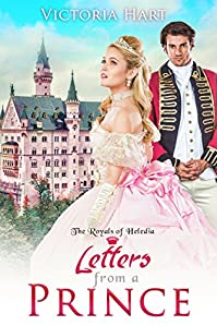 Letters From A Prince by Victoria Hart ebook deal