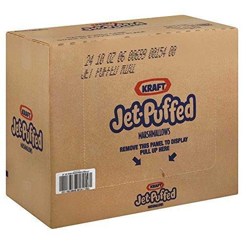 Jet Puffed Miniature Marshmallow, 10 Ounce -- 24 per case. by Kraft