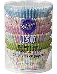 Purchase 415-7906 Wilton Assorted Spring Baking Cups, 150-Count deal