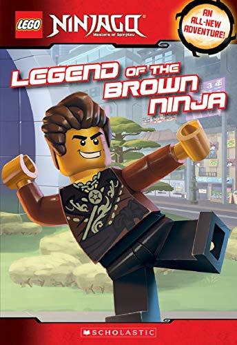 Legend of the Brown Ninja LEGO Ninjago: Chapter Book: Amazon ...