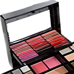 Profusion-Cosmetics-Pro-Elevation-Kit-Starter-Makeup-Artist-Kit-Eyeshadows-Lip-Shades-Gel-Eyeliners-Highlighters-Contour-Bronzer-Brow-Powder-Eyebrow-Wax-Eyebrow-Highlighter-Applicator-Brushes