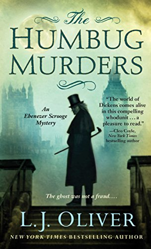 The Humbug Murders: An Ebenezer Scrooge Mystery (Dickens Characters Christmas Story)