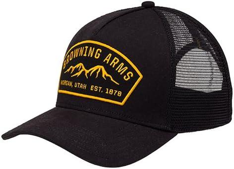 Browning 308877991 - Gorra, color negro: Amazon.es: Deportes y ...