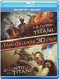 scontro tra titani + furia dei titani, la (bs3d) [Italia] [Blu-ray]