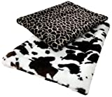 West Paw Design K80 41 in. x 28 in. Zoo Rest Dog Bed