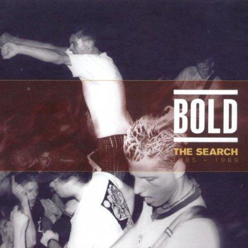 The Search: 1985 - 1989 - Hardcore Bold