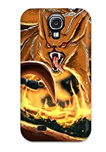 New All Narutos Tpu Case Cover, Anti-scratch Phone Case For Galaxy S4