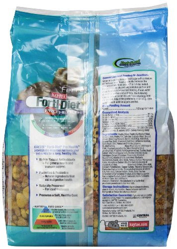 Kaytee-Forti-Diet-Pro-Health-Small-Animal-Food-for-Ferrets-3-Pound