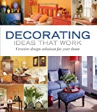 Decorating Ideas That Work, Heather J. Paper, 1561589500