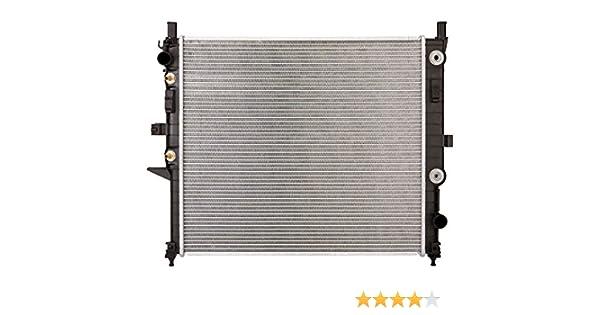 Spectra Premium CU2190 Complete Radiator