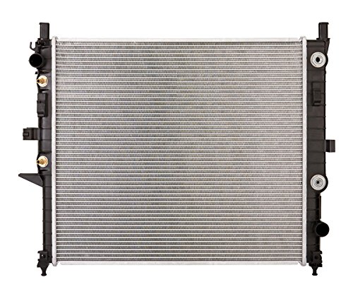Automotive Cooling Brand Radiator For Mercedes-Benz ML320 ML430 2190 100% Tested ()