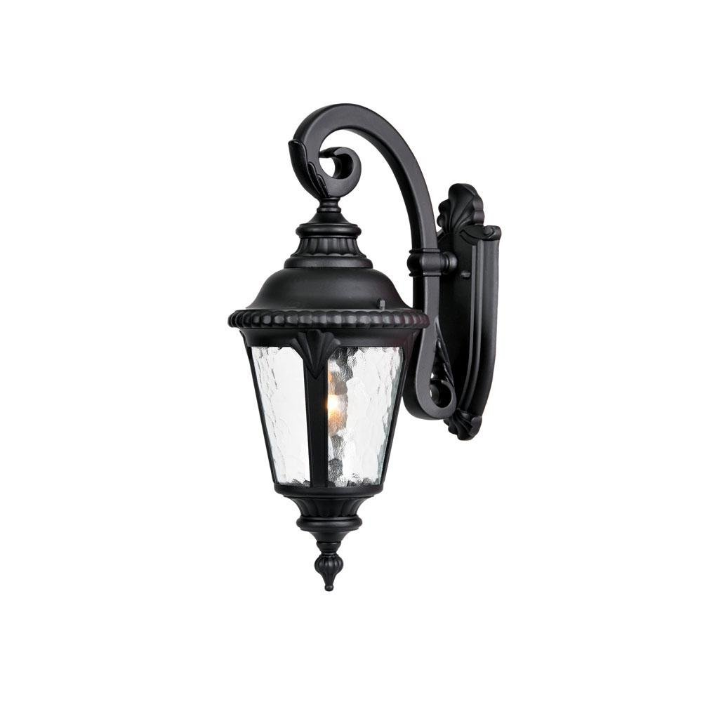 Acclaim 7202BK Surrey Collection 1-Light Wall Mount Outdoor Light ...