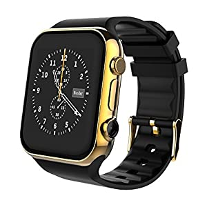 Scinex SW20 16GB Bluetooth Smart Watch GSM Phone for iPhone & Android – US Warranty