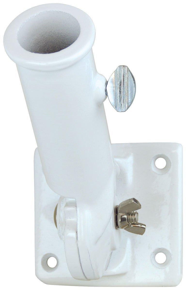 Bracket Adjustable White Aluminum by Eder Flag (Image #1)