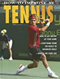 How to Improve at Tennis, Jim Drewett, 0778735710