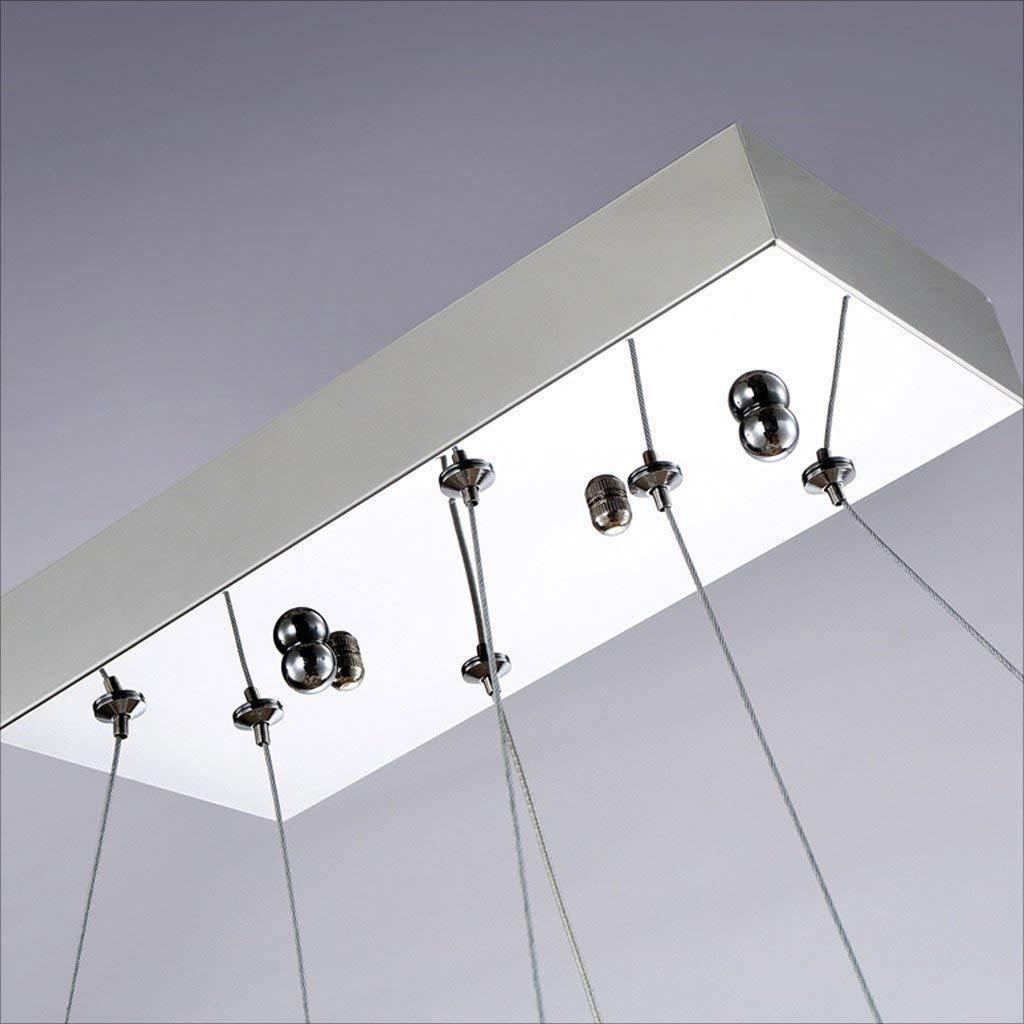 Amazon.com: Chandelier K9 LED Musical Note Plan Modern ...
