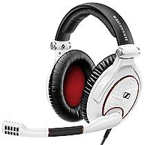 Sennheiser Game Zero - Auriculares de diadema cerrados gaming (reducción de ruido) color blanco