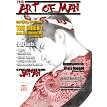 The Art of Man - Volume 8 - eBook: Fine Art of the Male Form Quarterly Journal