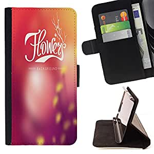 King Case - FOR Samsung Galaxy Core Prime - You are my sun - Prima caja de la PU billetera de cuero con ranuras para tarjetas, efectivo Compartimiento desmontable y correa para la mu?eca