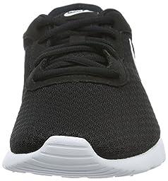 Nike Kids Tanjun (GS) Running Shoe Black/White/White 6.5Y