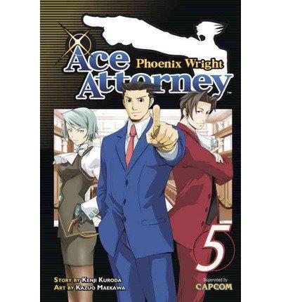 ace attorney 5 - 9