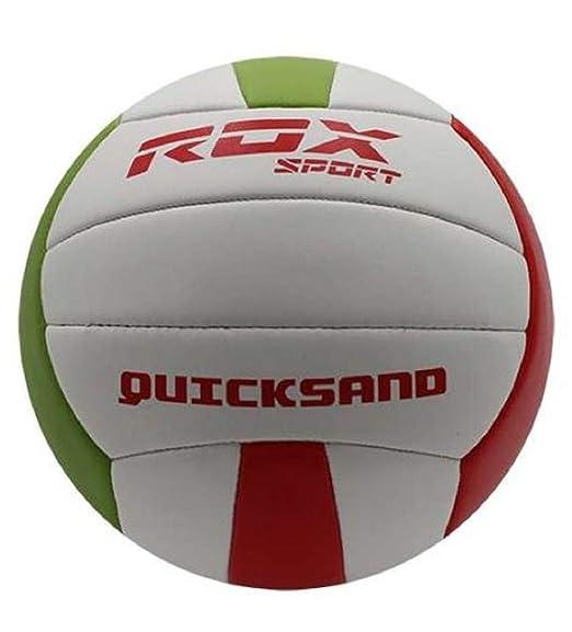 Rox Balón de Voleibol R-Quicksand: Amazon.es: Deportes y aire libre