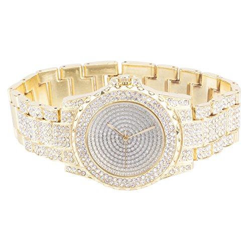Real Diamond Watch - 1