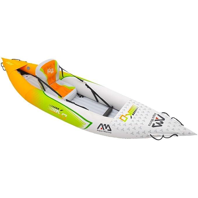 Festnight Set de 8 Piezas Kayak Hinchable,Betta Hm K0,para 1 ...
