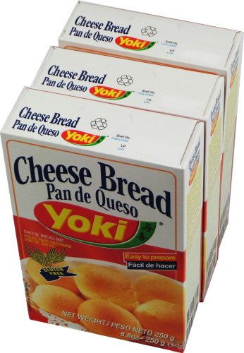 Cheese Bread Mix - Mistura para