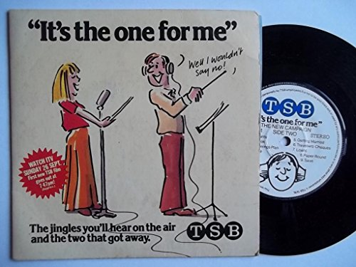 - ANON It's The One For Me (TSB Bank radio advert jingles) 7