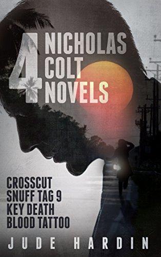 (4 Nicholas Colt Novels (A Colt Universe Collection Volume 1))